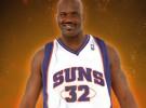 Shaquille O'Neal traspasado a los Suns