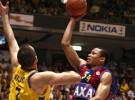 El AXA Barcelona cae en Tel Aviv y no jugará la Final Four