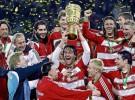 El Bayern Munich, campeón de la Copa Alemana