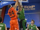 DKV Joventut y Akasvayu Girona pasan a semifinales de la Copa ULEB