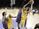 Los Lakers vencen a los Kings y se aseguran el liderato de la Conferencia Oeste