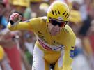 Carlos Sastre, virtual ganador del Tour de Francia 2008