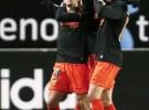 Copa de la Uefa: Valencia, Deportivo y Racing cosechan buenos resultados