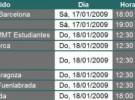Liga ACB Jornada 18: previa, horarios y retransmisiones