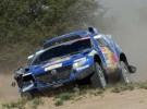 Carlos Sainz y Marc Coma siguen líderes del Dakar tras la 3ª etapa