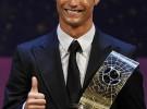 Cristiano Ronaldo elegido FIFA World Player por delante de Messi, Torres, Kaká y Xavi