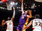Pau Gasol consigue 33 puntos y 18 rebotes ante los Warriors