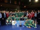 Inter Movistar, campeón de la Supercopa de España de Fútbol Sala tras ganar a Caja Segovia