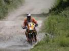 Marc Coma gana el Dakar 2009 en la categoría de motos