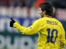 Copa del Rey: el Barcelona gana 1-3 al Atlético de Madrid con hat trick de Messi