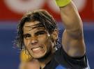 Nadal gana a Haas y se une a Verdasco en los octavos de final del Open de Australia