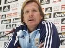 Schuster concede una breve entrevista tras su salida del Real Madrid