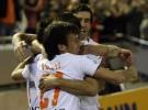 Copa del Rey: el Valencia gana 3-2 al Sevilla mientras que Espanyol y Barça empatan sin goles