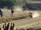 Viladoms gana en motos. Coma y Sainz siguen líderes tras una dura etapa en Atacama