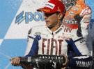 Jorge Lorenzo gana en Motegi por delante de Rossi y Dani Pedrosa