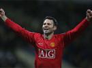 Giggs es el mejor jugador del año en Inglaterra