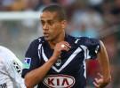 Girondins de Bordeaux, campeón de la Copa de la Liga francesa
