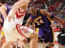 NBA Playoffs'09: Kobe Bryant conquista Houston