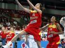 Eurobasket femenino: victoria contundente ante Grecia