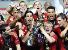 Europeo sub 21: Alemania campeón