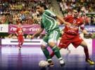El Pozo Murcia e Inter Movistar luchan esta noche por la Liga Nacional de Fútbol Sala