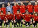España se prepara para recibir a Iraq en la Copa Confederaciones