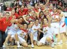 Eurobasket femenino: España consigue el bronce y Francia doblega a Rusia en la final