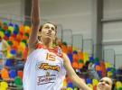 Eurobasket femenino: paliza y pase sellado para la segunda fase