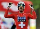 Fabian Cancellara domina la Vuelta a Suiza