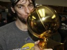 Los Angeles Lakers son los nuevos campeones de la NBA