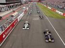 GP Gran Bretaña: Vettel y Webber certifican el doblete para Red Bull