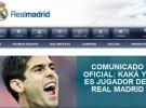 Kaká es oficialmente jugador del Real Madrid por 65 millones de euros