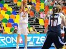 Eurobasket femenino: las chicas llegan invictas a la segunda fase