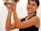 Squash: Nicol David revalida su título en Seúl