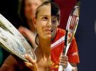 Djokovic y Sharapova a semis