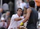 Roland Garros: Del Potro elimina a Robredo y deja el cuadro masculino sin españoles