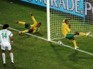 Copa Confederaciones: aburrido estreno de Sudáfrica e Irak