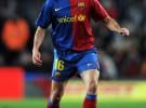 El Barça ya no cuenta con Sylvinho
