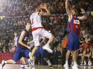 El Barcelona gana al Tau y coloca el 2-1 en la final de la ACB