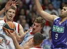 El Tau Vitoria jugará la final de la Liga ACB tras ganar al Real Madrid