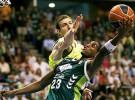 Liga ACB: Unicaja gana al Barcelona y fuerza el tercer partido