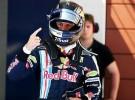GP Turquía: Vettel consigue la pole position