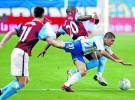 Peace Cup: un Málaga B consigue vencer al Aston Villa