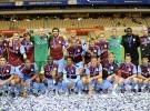 Peace Cup: el título se decide en los penaltis a favor del Aston Villa