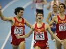 La selección española de atletismo parte para el Mundial de Berlín