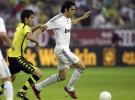 El Real Madrid continúa su pretemporada ganando 0-5 al Borussia Dortmund