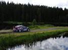 Hirvonen sigue liderando el Rally de Finlandia tras la segunda jornada