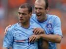Sneijder y Robben jugarán en el Inter y en el Bayern respectivamente