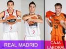 Pablo Prigioni y Sergi Vidal al Real Madrid, Oleson al Caja Laboral