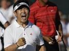 El coreano Yang arrebata el PGA a Tiger Woods en la última jornada